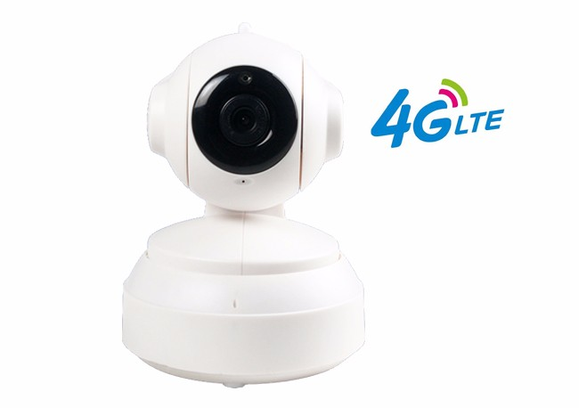 4G Battery WIFI home PT Camera